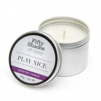 Bougie d'Ambiance Vanille Play Nice