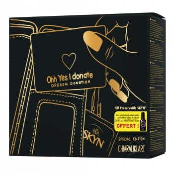 Préservatifs Skyn Gift Box Boîte de 40