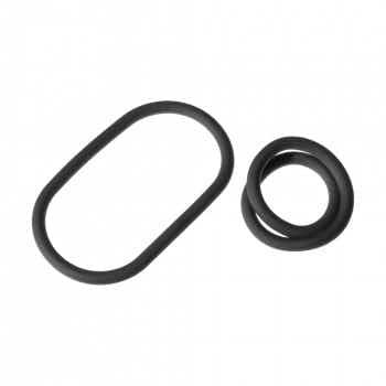 Kit de 2 Cockrings Thin Wrap Ring 9 XPLAY