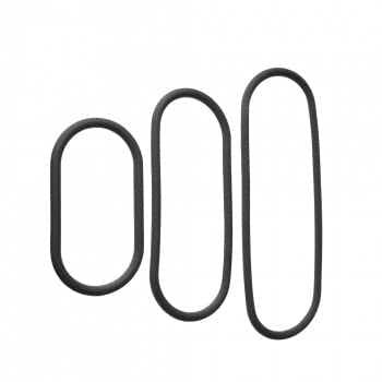 Kit de 3 Cockrings Thin Wrap Ring XPLAY
